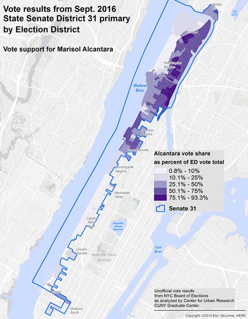 NYC Election Atlas - Maps
