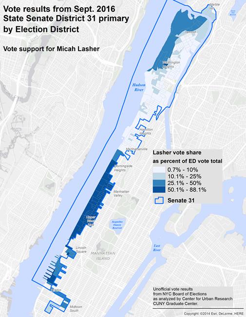Nyc Election Atlas Maps