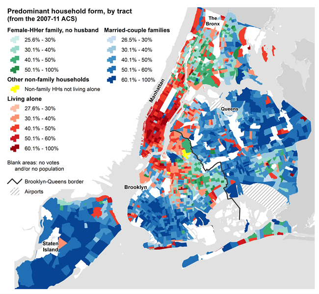 NYC Election Atlas  Maps