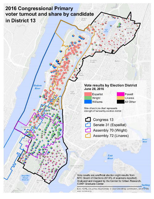 NYC Election Atlas - Maps on